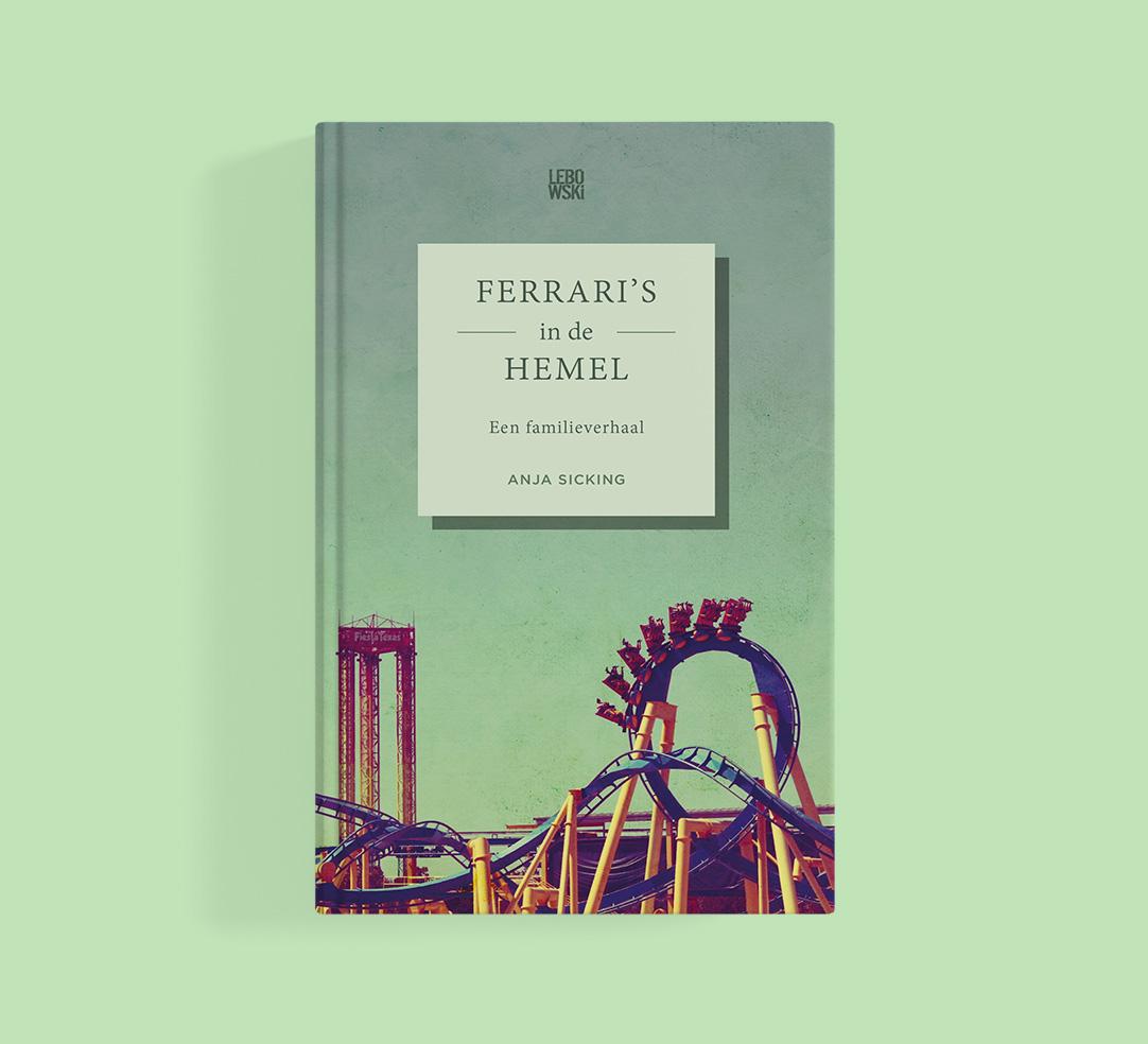ferraris2-in-de-hemel-bookcovers-lebowski-mandy-cobussen-graphic-design