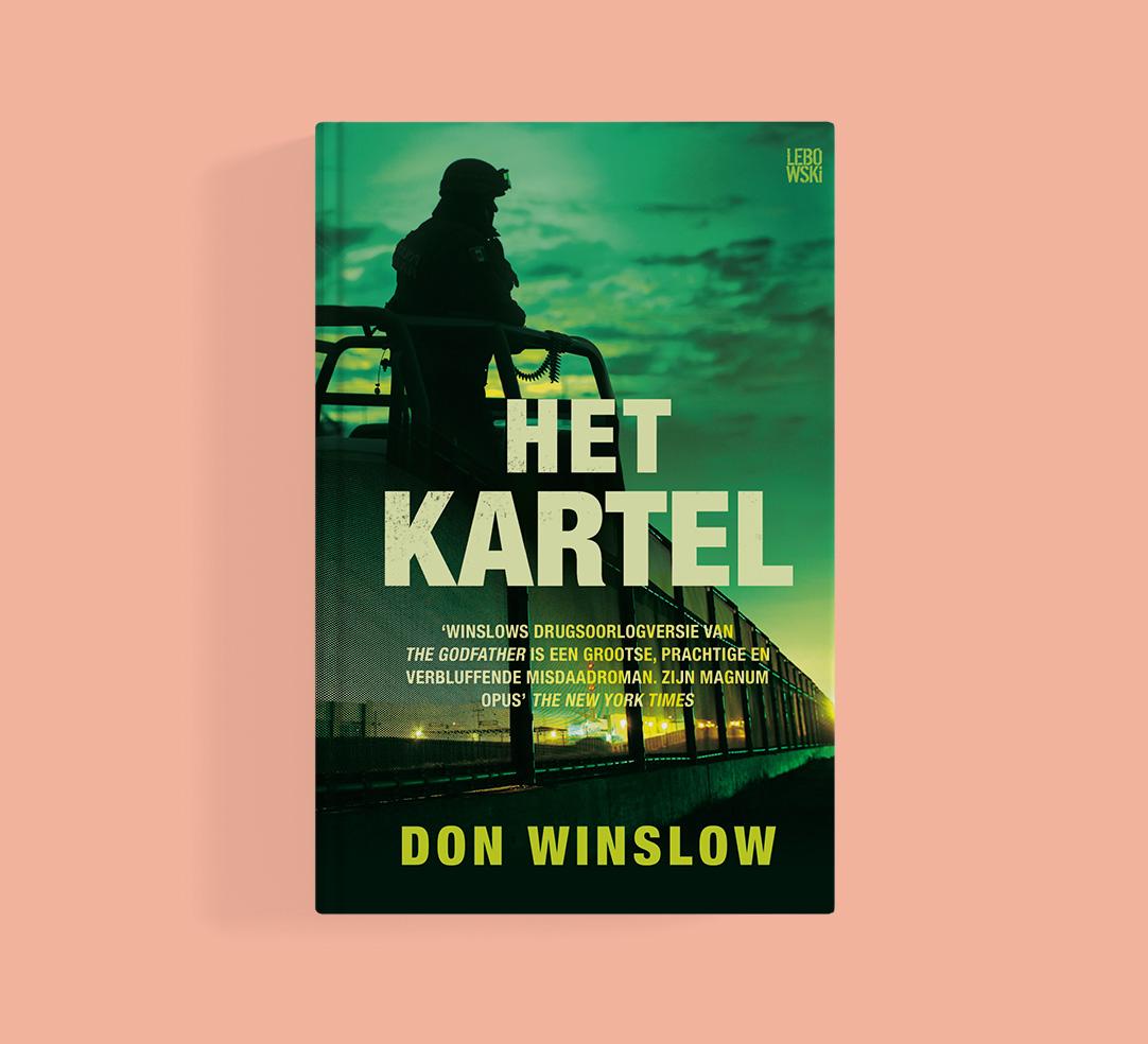het-kartel-bookcovers-lebowski-mandy-cobussen-graphic-design