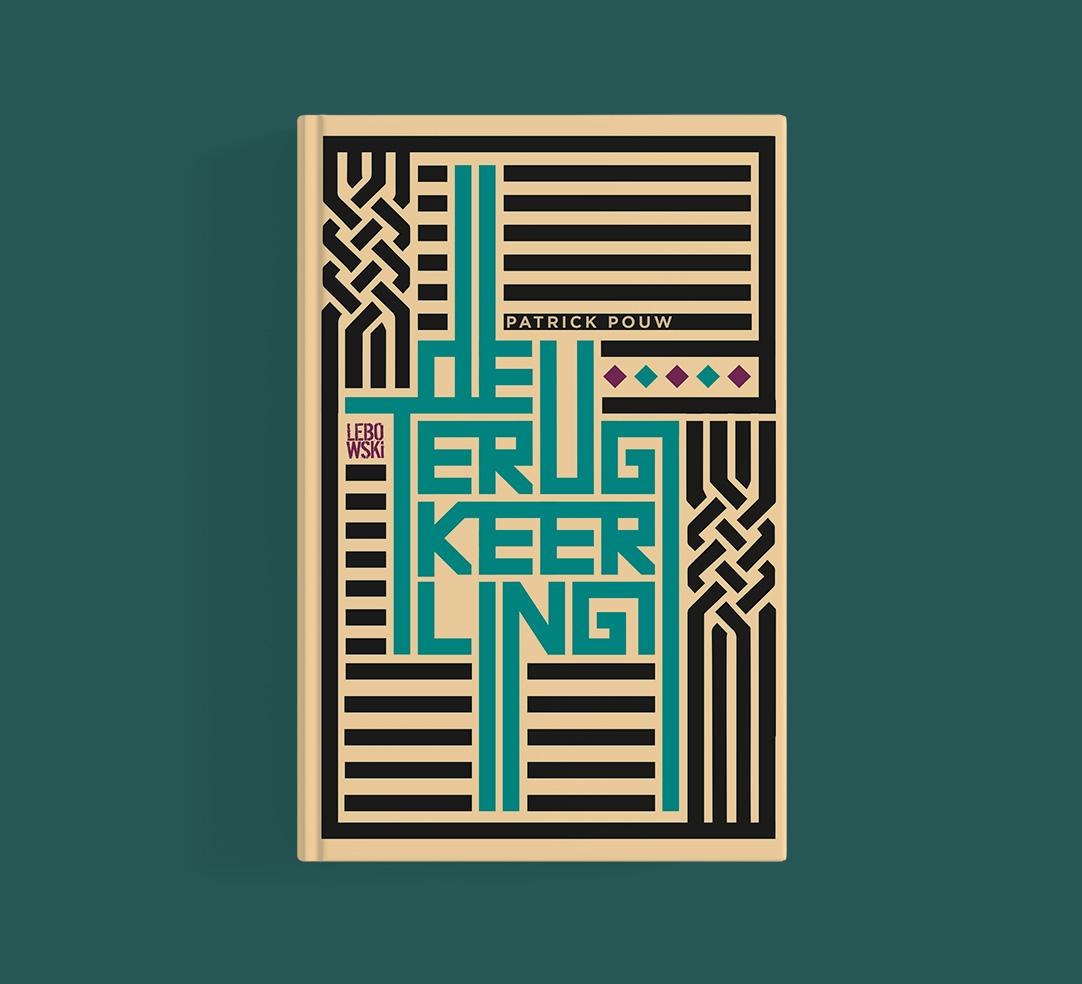 terugkeerling-bookcovers-lebowski-mandy-cobussen-graphic-design